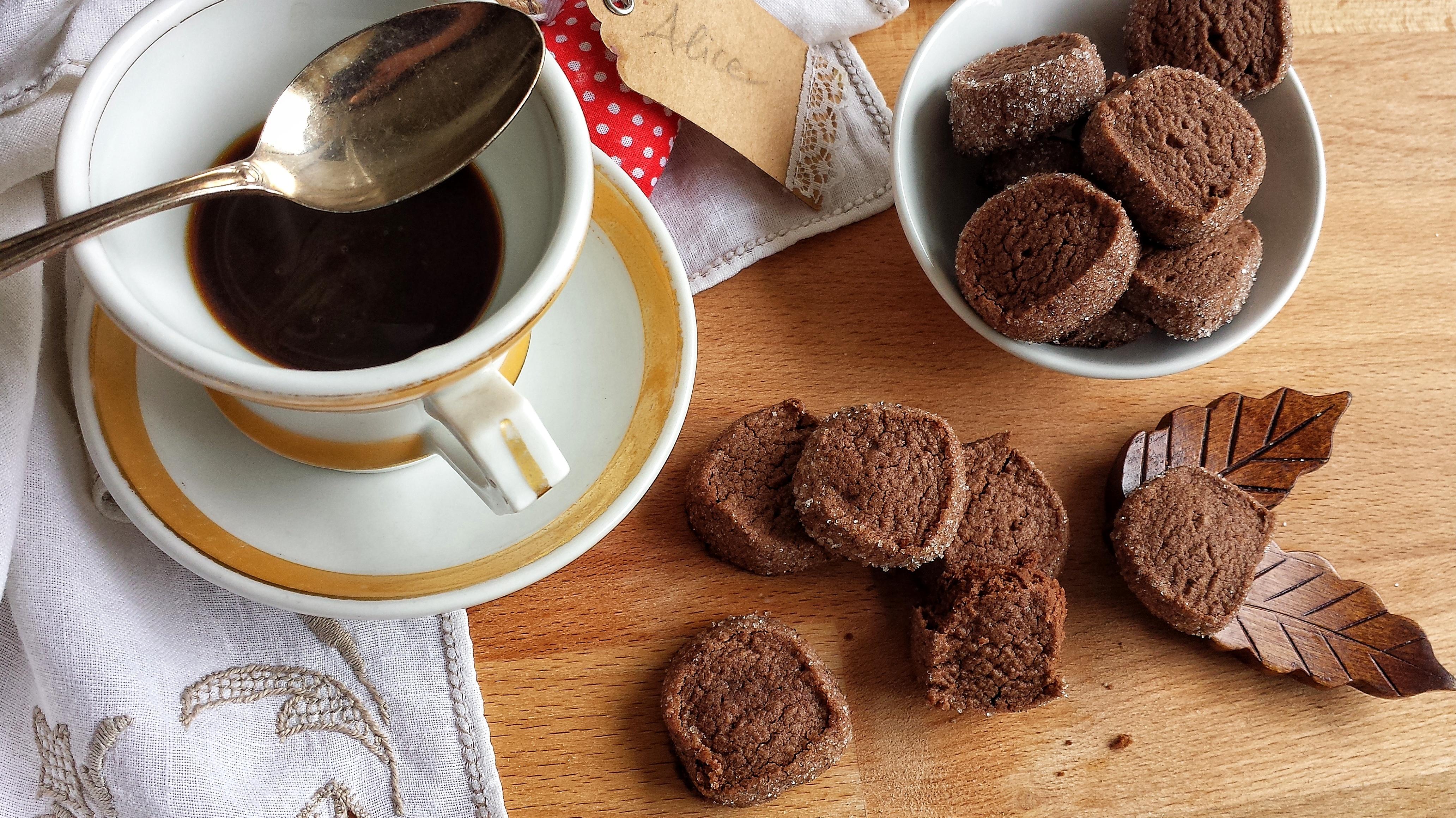 Pepite cioccolato e caffè