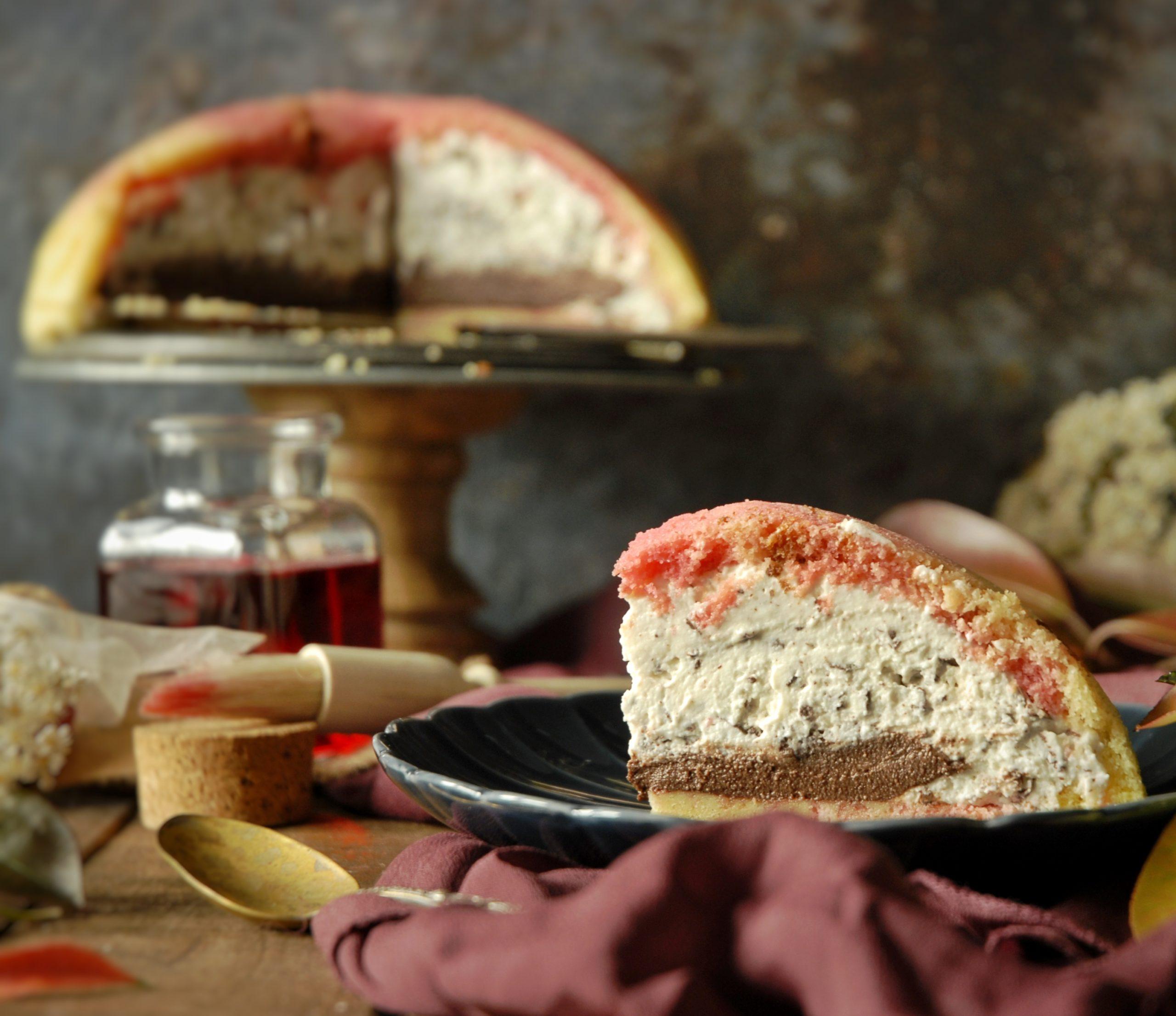 Zuccotto fiorentino (con variante veloce)