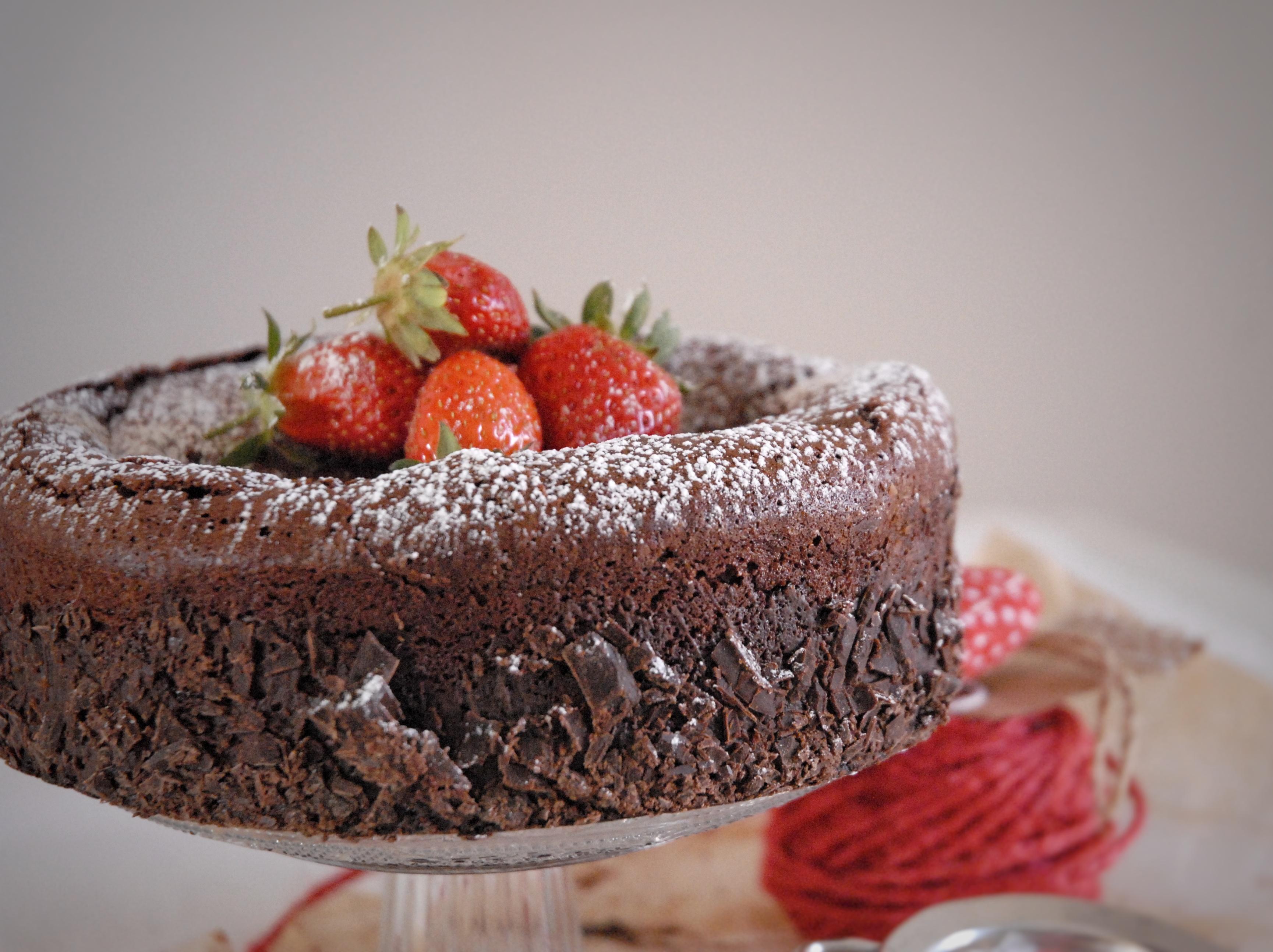 Torta Tenerina ferrarese