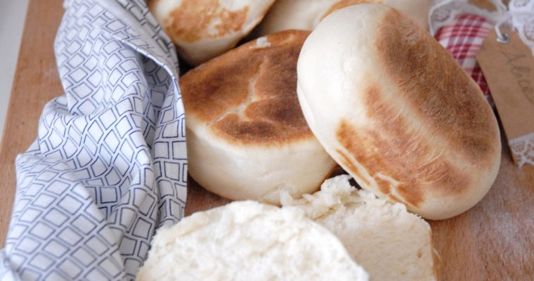 English muffin per il brunch domenicale