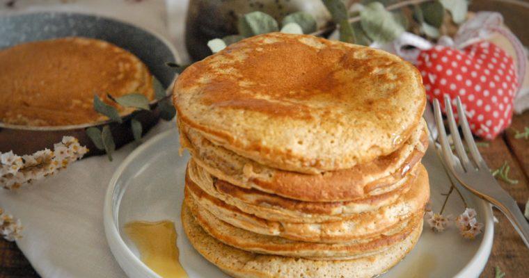 Pancakes alle castagne