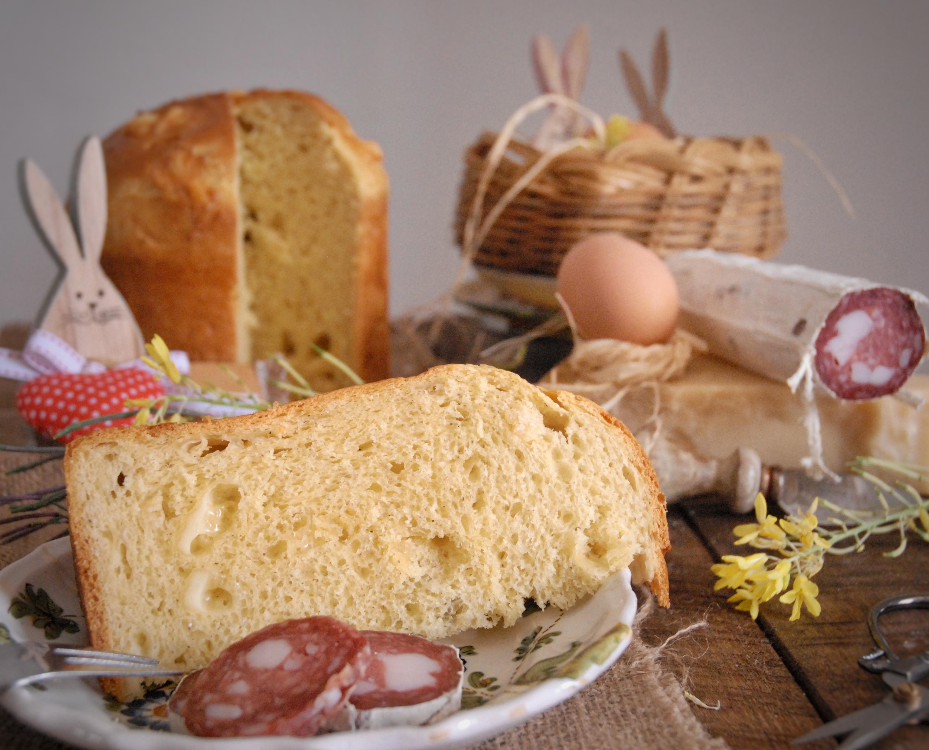 Torta di Pasqua umbra