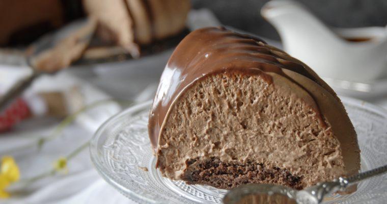 Bavarese al cioccolato