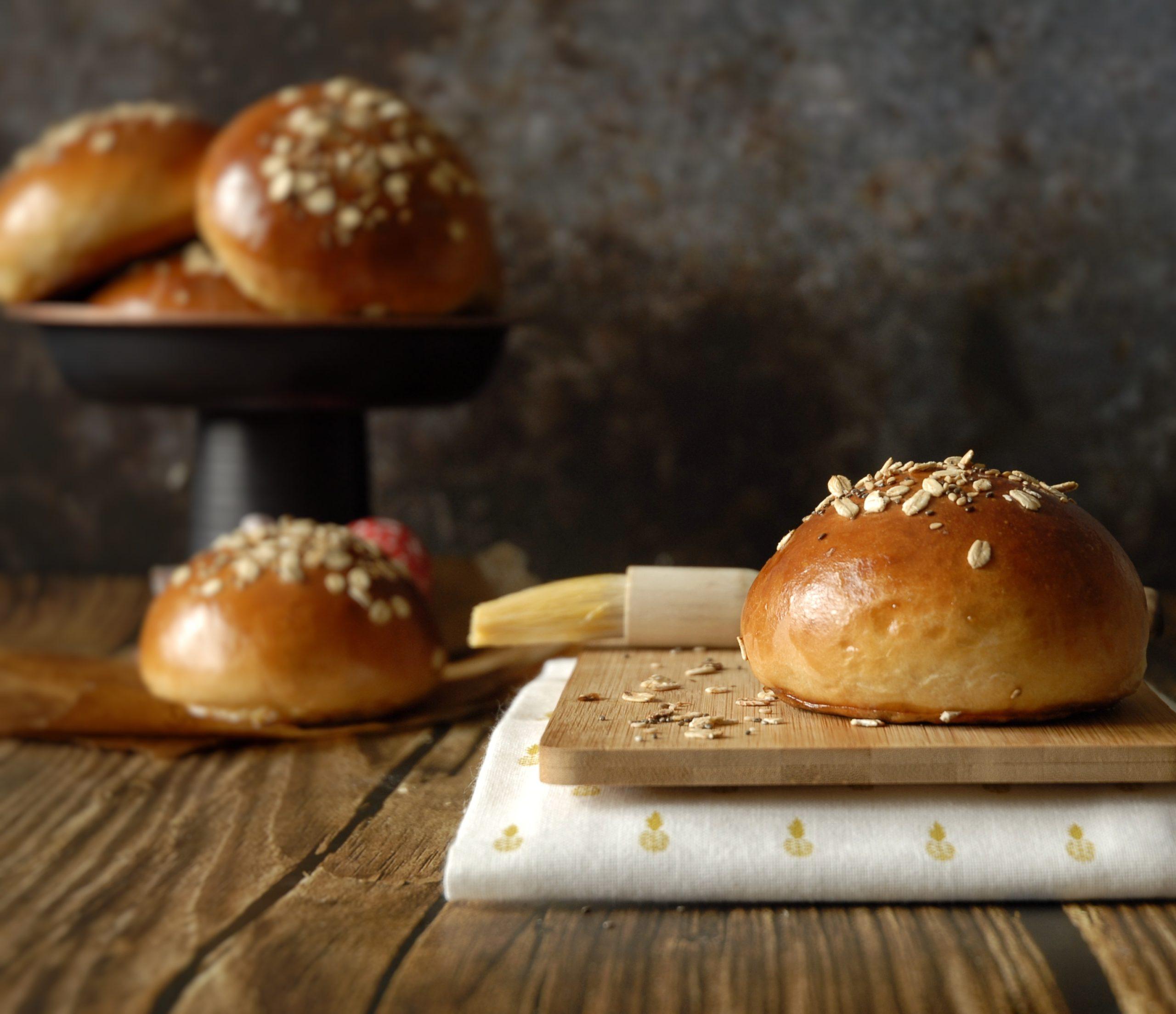 Burger buns: i panini da hamburger