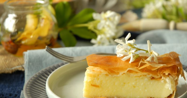 Galaktoboureko – alias torta greca libidinosa!