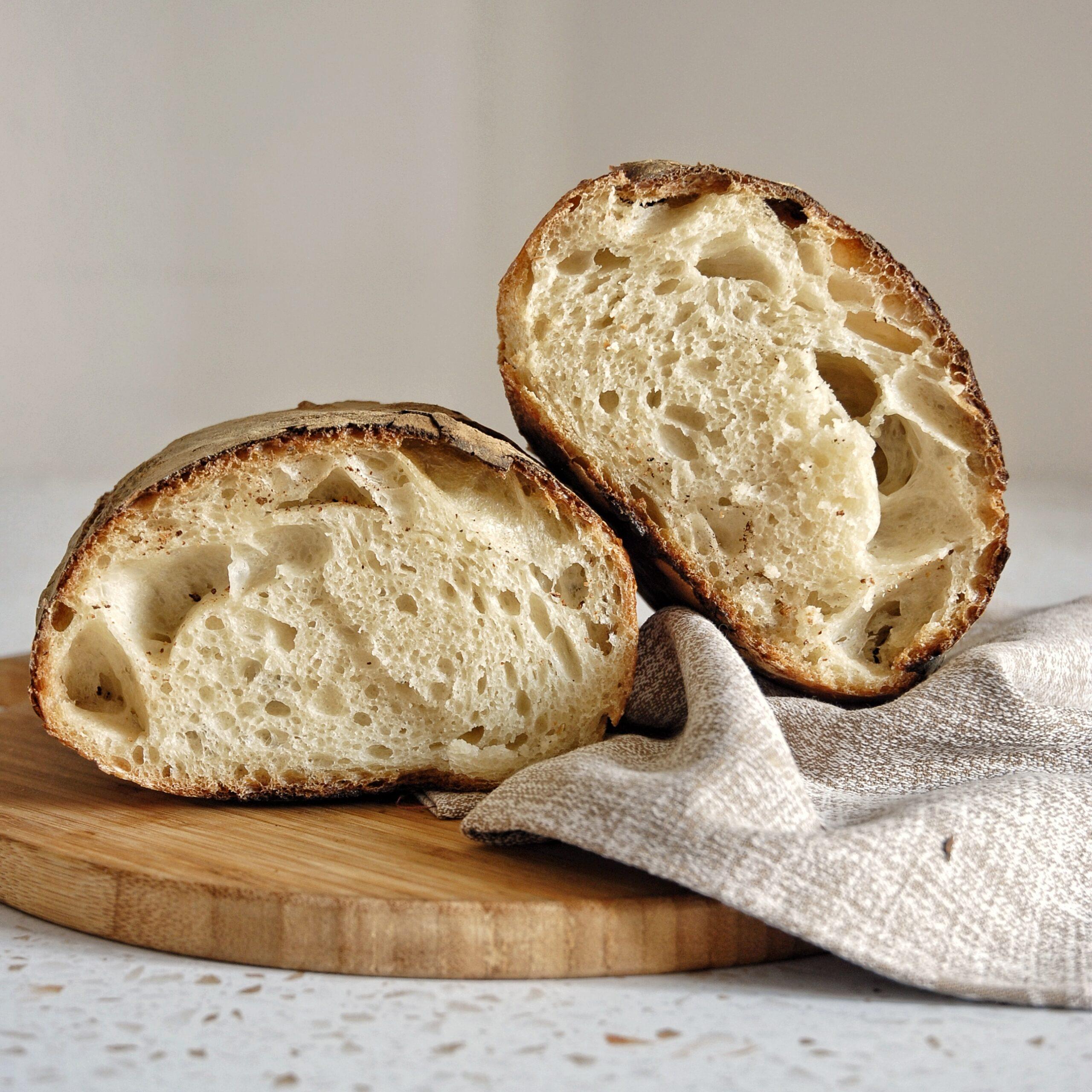 Pane senza impasto con li.co.li. (o lievito di birra)