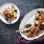 panzanella croccante di fine estate